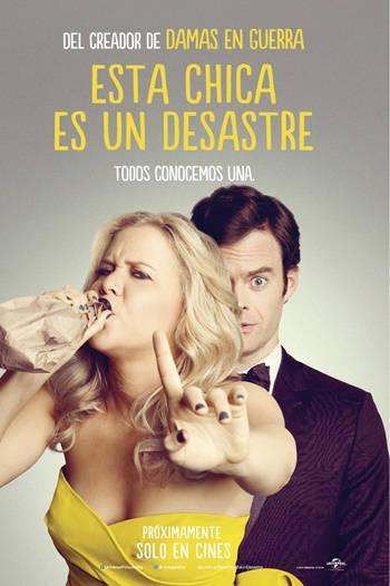Esta Chica es un Desastre (2015) DVDRip Latino