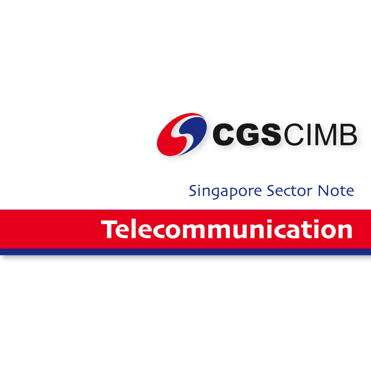 Singapore Telecommuncation Sector - CGSCIMB Research | SGinvestors.io