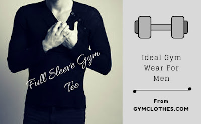 Mens Gym Clothing