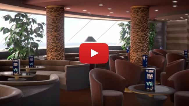► Vídeos espectaculares/curiosos: MSC Meraviglia - Tour completo virtual
