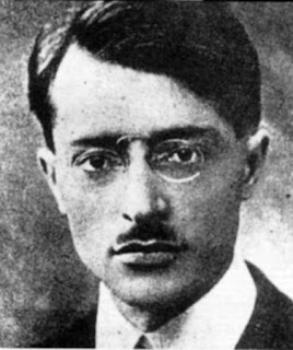The young Togliatti, pictured in about 1920