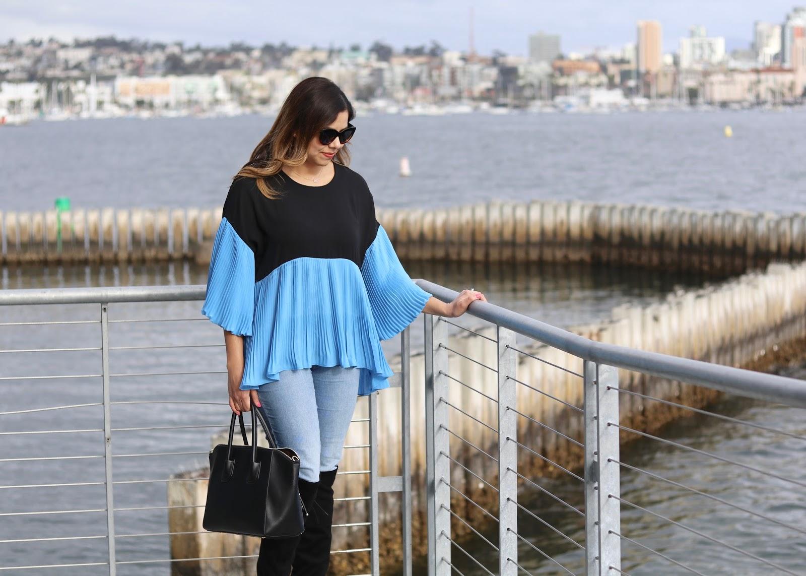 Coasterra Restaurant, Latina Fashion Blogger, Mexican Fashion Blogger