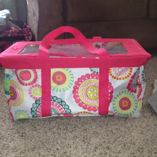 Large Utility Tote From Thirty One Hardcore Multi Taker