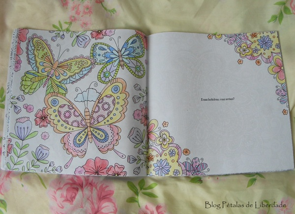 foto, livro-de-colorir, avon, floresta-magica, coquetel, borboleta