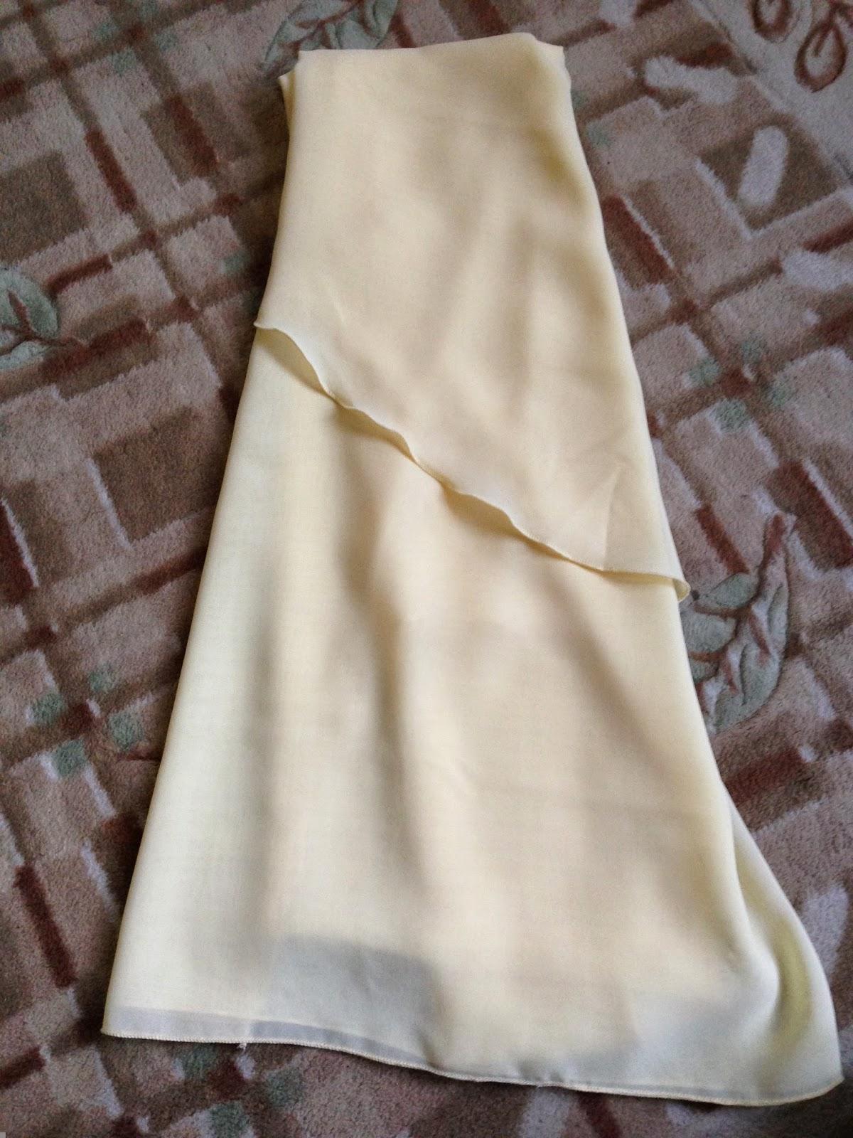 capsule cut shawl