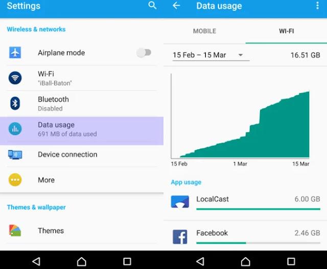 Tips menghemat penggunaan data di android-gambar 1