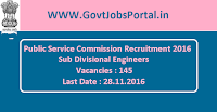 Public Service Commission Recruitment