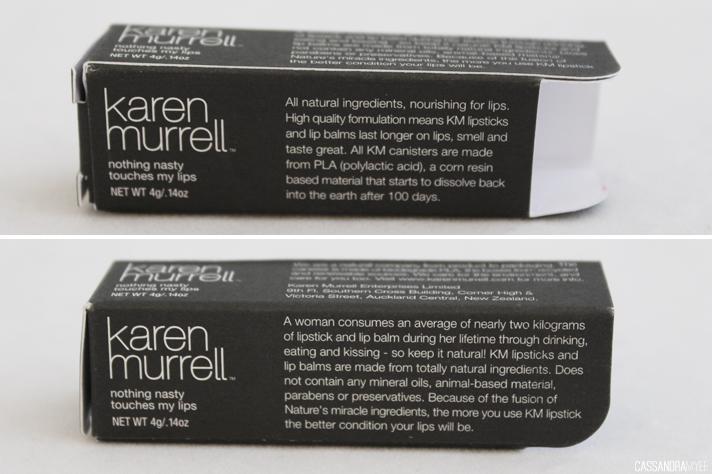 KAREN MURRELL // Lipstick in Rymba Rhythm | Review + Swatches - CassandraMyee