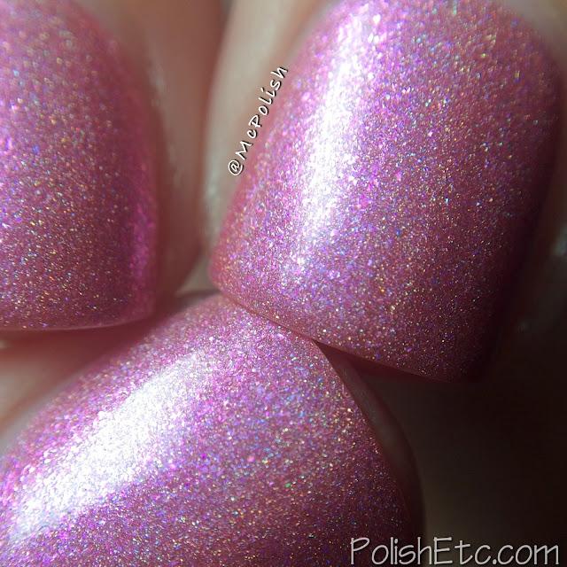 Takko Lacquer - Sweet Peas - McPolish