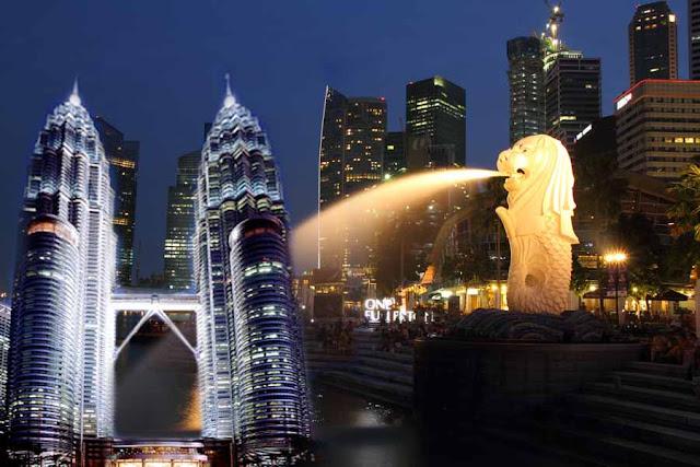 paket tour kuala lumpur dari surabaya, paket tour singapore malaysia dari surabaya, paket wisata singapore malaysia dari surabaya