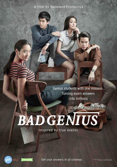 Bad Genius (2017) ταινιες online seires oipeirates greek subs