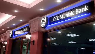 Cfc stanbic banker Africa awards