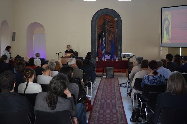 Εντυπωσιάζει το Διεθνές Συνέδριο στο Ναύπλιο για τα «επαιτικά τάγματα» του Κέντρου Έρευνας της Βυζαντινής και Μεταβυζαντινής Τέχνης της Ακαδημίας Αθηνών