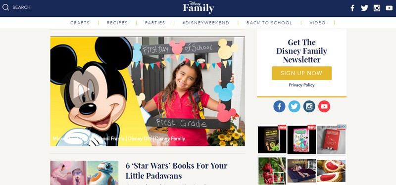 family.disney.com