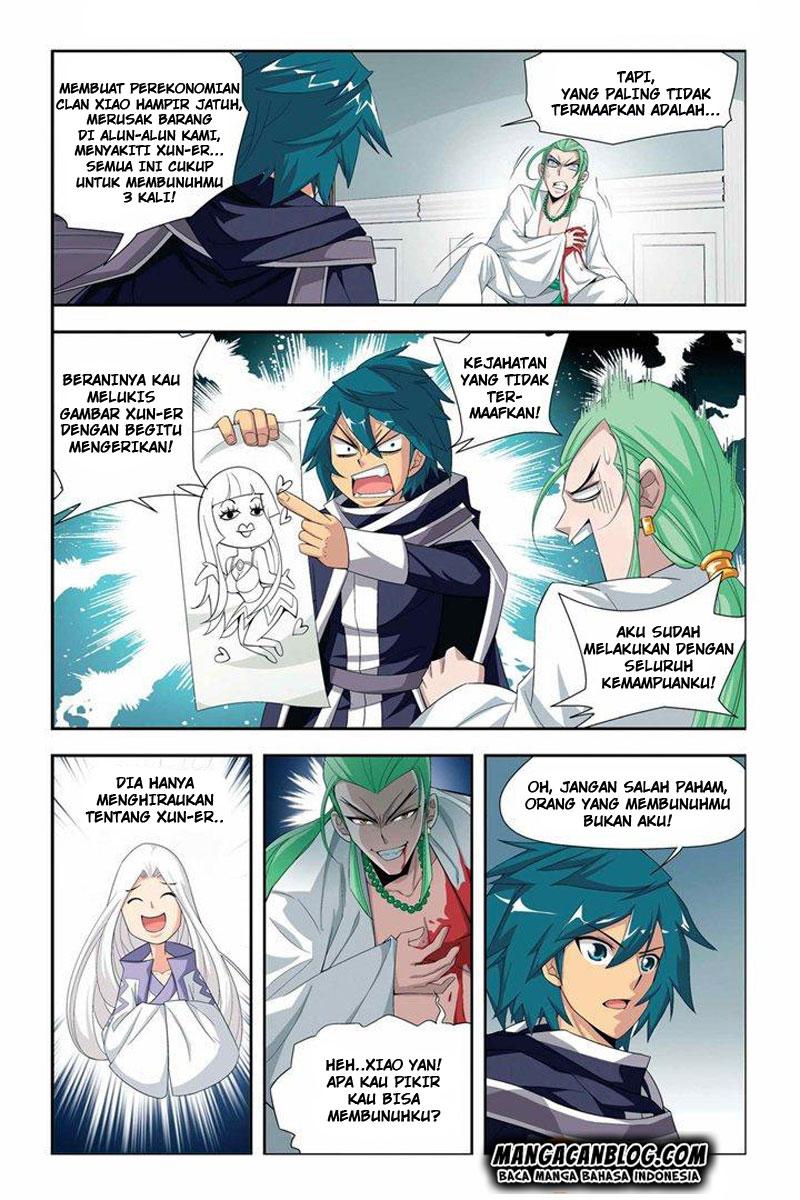 Battle Through Heaven Chapter 17-19