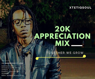 XtetiQsoul - 20k Appreciation Mix