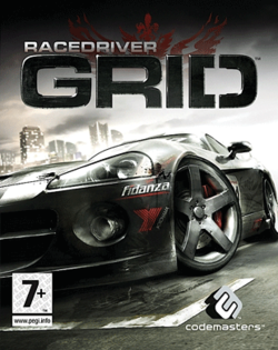 [Mac] Race Driver: GRID