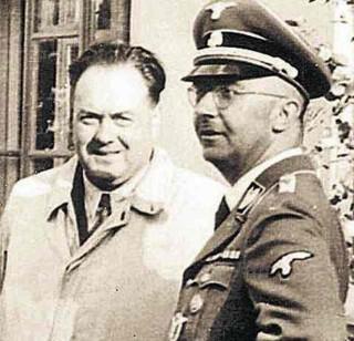 Felix Kersten y Himmler