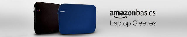 Amazon Basic Laptop Sleeves
