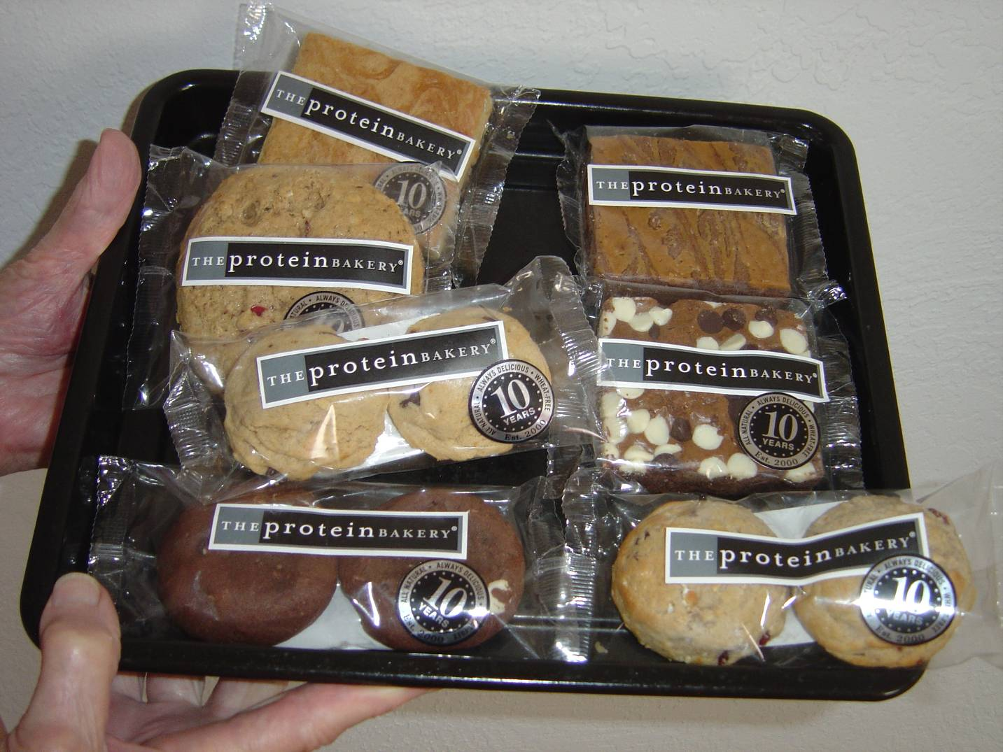 The Protein Bakery Baked Goodies