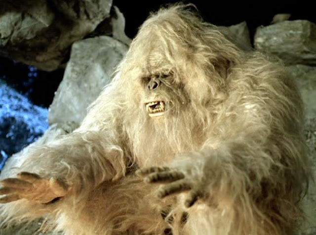 Yeti Creature Spotted In Spain; Man Reports Wife Is Missing