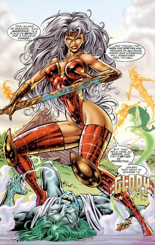 Glory - Image Comics