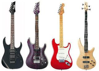 Tips Merawat Gitar Elektrik yang mudah