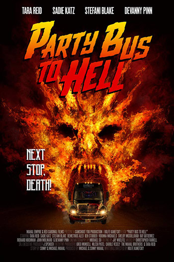 Party Bus to Hell 2017
