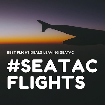 #SeaTacFlights