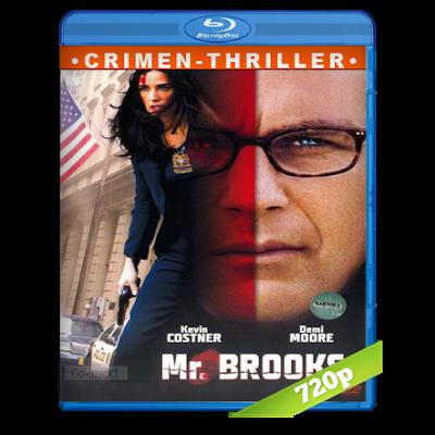 Mr. Brooks (2007) BRRip 720p Audio Trial Latino-Castellano-Ingles 5.1
