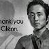 Thank You Glenn Rhee + Steven Yeun