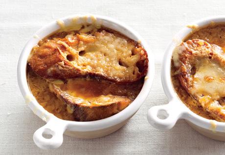 Paleo French Onion Soup IV