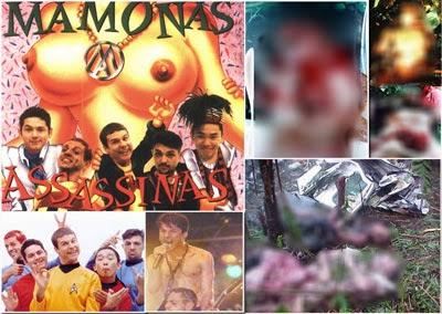 Fotos e vídeos do acidente dos Mamonas Assassinas