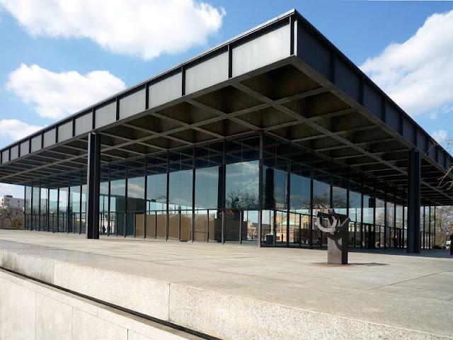 Neue Nationalgalerie em Berlim