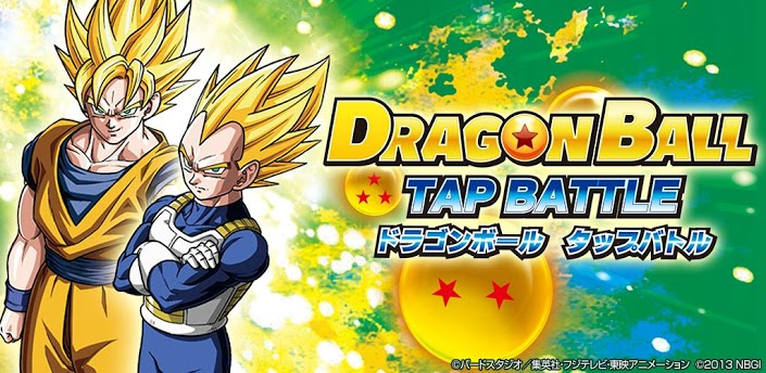 Apk Files Dragon Ball Tap Battle Apk V1 0 Full Cracked Android Apk