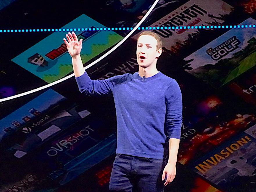 ارتفعت أسهم فيسبوك
