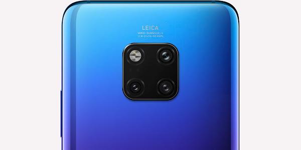 Huawei Mate 20 Pro - Camera