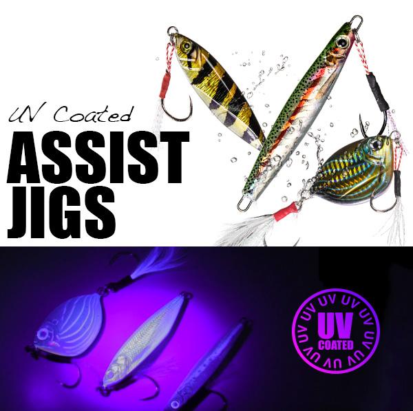 Ibassin Icast 2018 Lunkerhunts New Assist Jigs