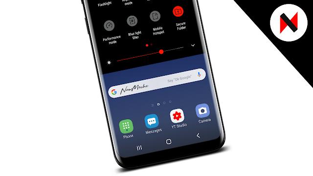 تثبيت واجهة سامسونج الجديدة Samsung One UI على هواتف سامسونج S7/S8/Note8/S9/Note9... والمزيد !