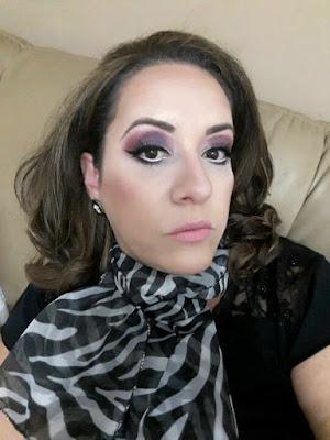 blog inspirando garotas- tutorial- maquiagem roxa