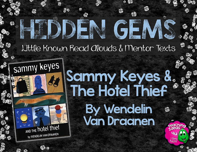 Are you looking for a great mystery to read in your grade 4th, 5th, 6th, or 7th grade class? Sammy Keyes and the Hotel Thief is the perfect novel for a read aloud or a literature circle. Learn how to use the book to teach character development and citing text evidence.