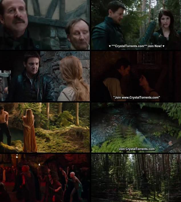 Hansel & Gretel Witch Hunters 2013 Hindi Dubbed 480p BRRip
