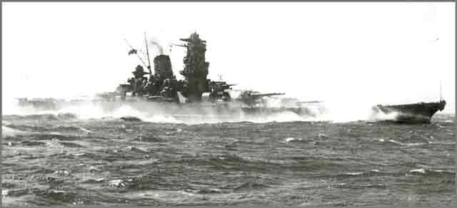 Japanese battleship Yamato, 20 October 1941 worldwartwo.filminspector.com