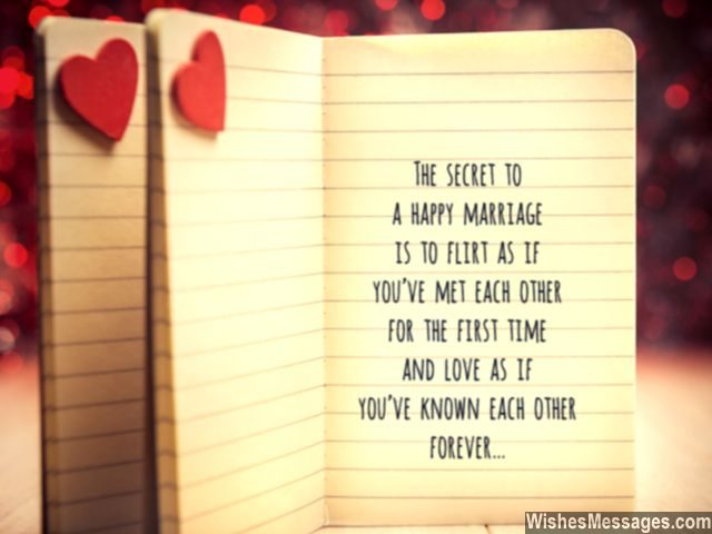25 wedding anniversary quotes messages for your beloved wife
