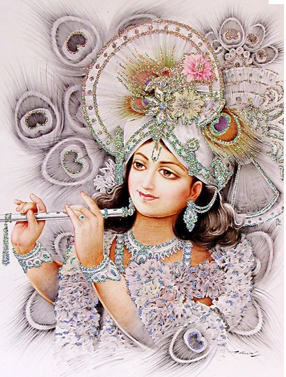 Beautiful-Lord-Krishna