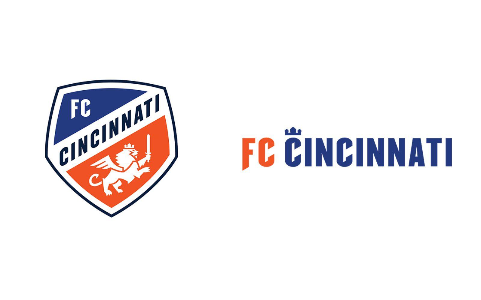 Mls Team From 2019 New Fc Cincinnati Logo Identity