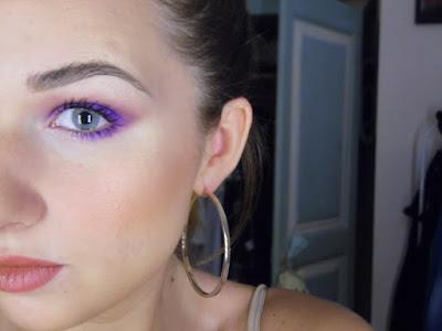 makeup viola