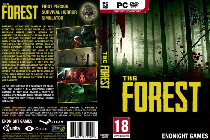 the forest pc descargar español
