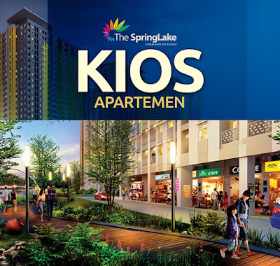 Kios The Springlake