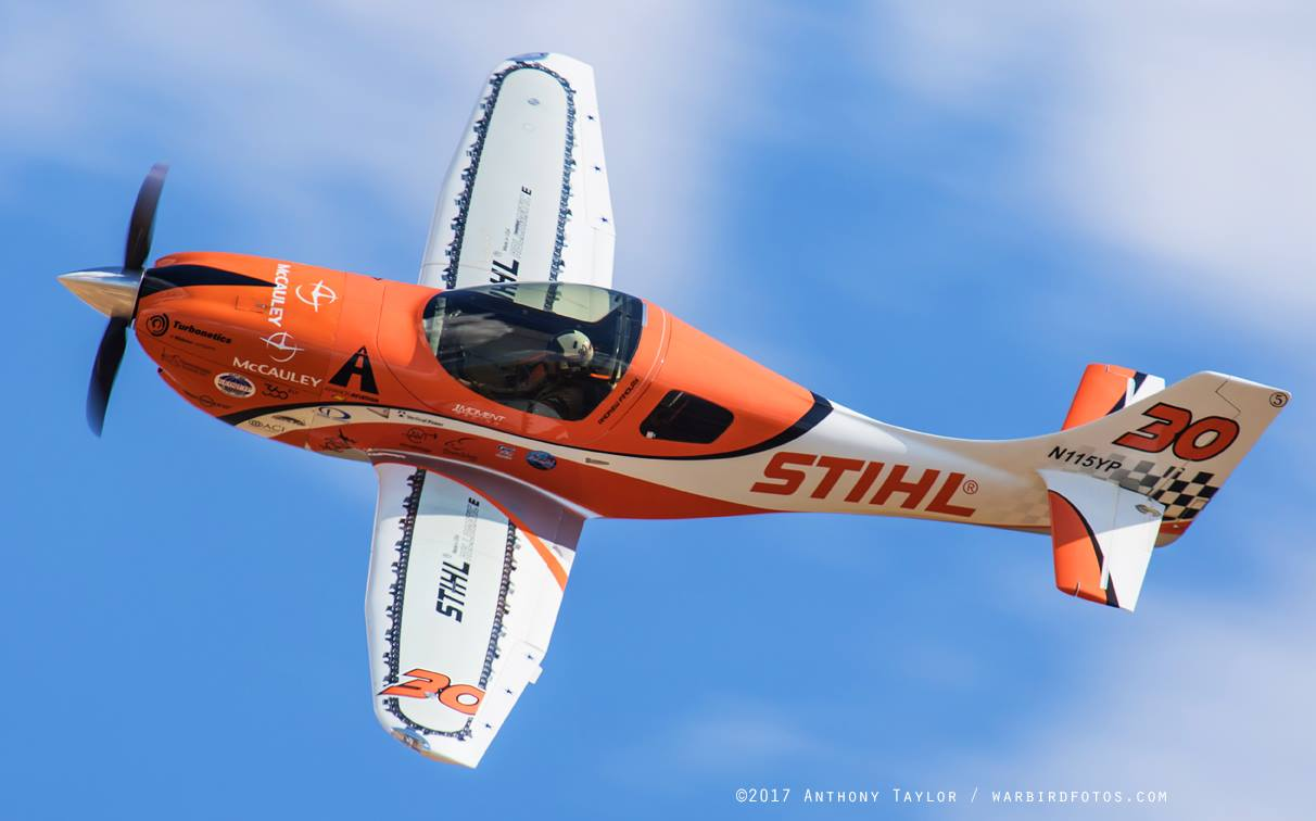 The Pylon Place: Winter Updates - Air Racing
